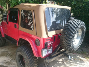 Jeep Wrangler X 5vel Mt Negociable