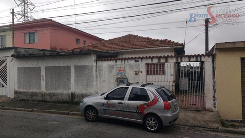 Terreno À Venda, 275 M² Por R$ 530.000,00 - Jardim Vila Formosa - São Paulo/sp - Te0226