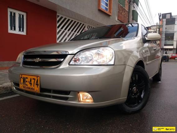 Chevrolet Optra 1.8 M.t Soonruf A.a Fe