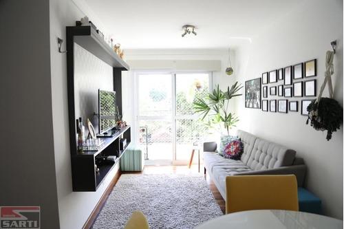 Imagem 1 de 15 de Apartamento Prox Do Metro - St15808