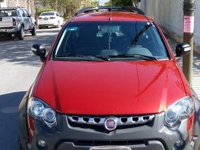 Fiat Palio Adventure 2016 Unico Dueño De Chochera