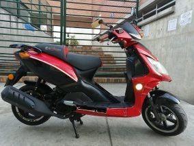 Moto Scooter Automatica Barata, $1