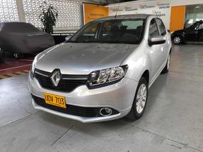 Renault Logan Privilege 1.600 Cc Mt 16 Valvulas Modelo 2016