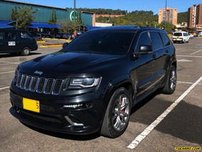 Jeep Grand Cherokee Srt8 Tp 6400cc