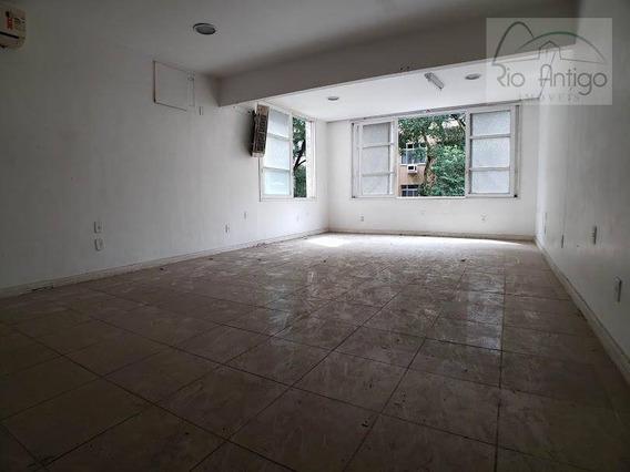 Sobrado Para Locação, 200 M² - Copacabana - Rio De Janeiro/rj - Sa1124