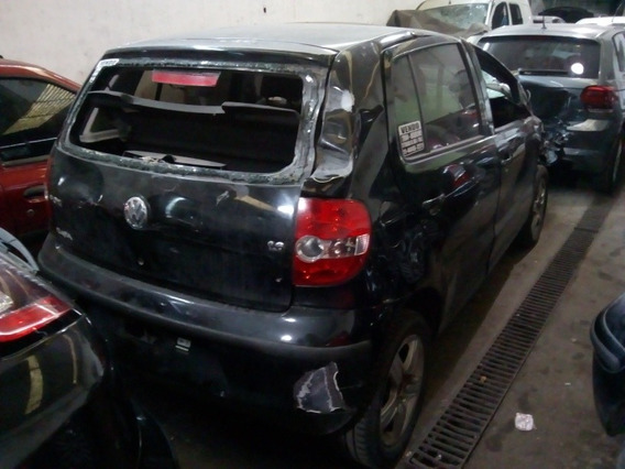 Volkswagen Fox 1.6 Baja Definitiva