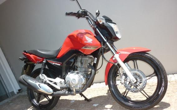 Honda Fan 160 Naked