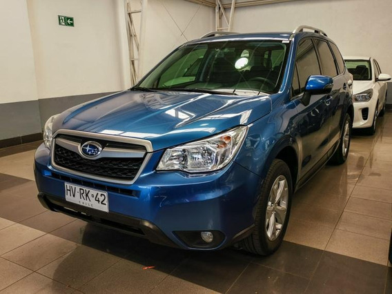 Subaru Forester 2.0 Cvt Xs 2016