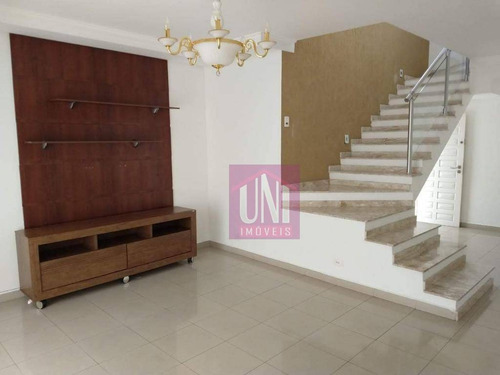 Sobrado Com 3 Dormitórios Para Alugar, 289 M² Por R$ 3.800,00/mês - Osvaldo Cruz - São Caetano Do Sul/sp - So0598