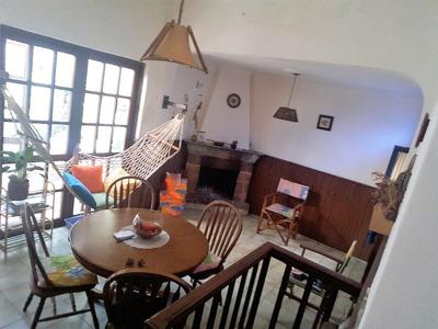 Casa 3 Dorm+azotea C/parrillero+patio- Capurro