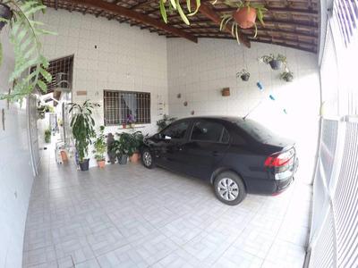 Casa Térrea 2 Dormitórios À Venda, Vila Assunção, Praia Grande. - Codigo: Ca0272 - Ca0272
