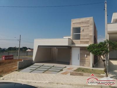 Linda Casa No Condominio Golden Park Jacareí Sp - 6141