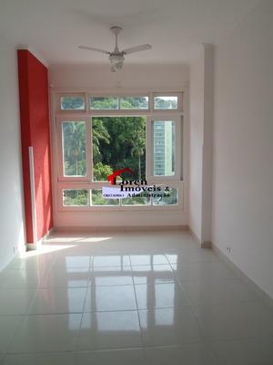Apartamento De Frente 1 Dormitório Biquinha Sv! - 1670/1