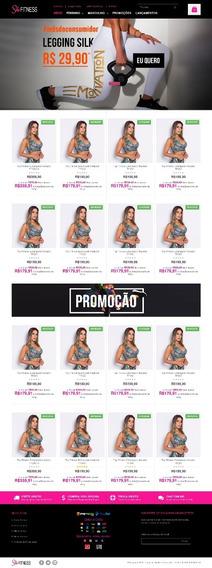 Loja Virtual Magento Fitness, Pet, Sexshop, Joias, Biju...