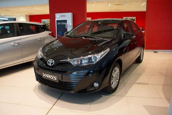 Toyota Yaris Xls Pack 1.5 Cvt 5p (2020)