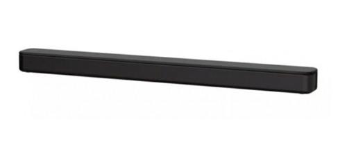 Imagen 1 de 3 de Barra de sonido Sony HT-S100F negra 110V/240V