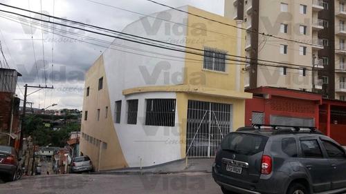 Imagem 1 de 4 de Prédio Inteiro Para Aluguel, 390.95m² - 35125