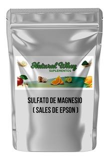 Sales De Epsom Sulfato De Magnesio Puro Usp 99.9% 10 Kilos