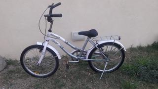 Bicicleta Tomaselli R20 Color Rosa