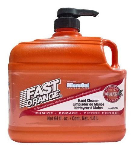 Limpiador De Manos Fast Orange Limpiamanos Permatex 550159