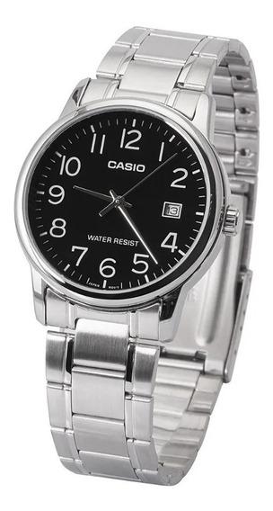 Relógio Masculino Casio Analógico Esportivo - Mtp-v002d-1bud