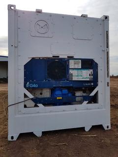 Container Refrigerados, Contenedores Reefers Camara Congela2