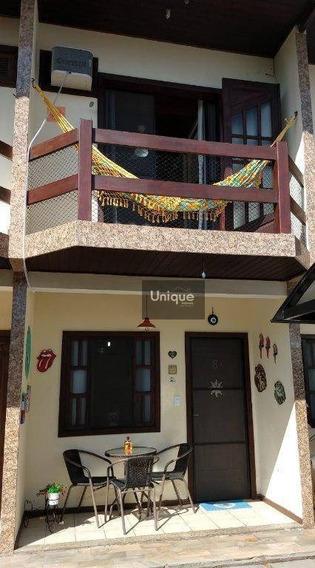 Casa Com 2 Dormitórios À Venda, 70 M² Por R$ 300.000,00 - Ogiva - Cabo Frio/rj - Ca0810