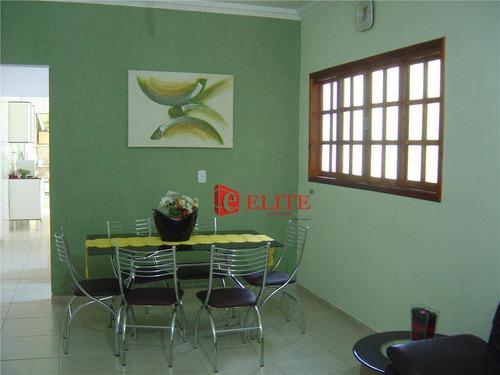 Imagem 1 de 11 de Sobrado Com 3 Dormitórios À Venda, 90 M² Por R$ 477.000,00 - Bosque Dos Eucaliptos - São José Dos Campos/sp - So0334