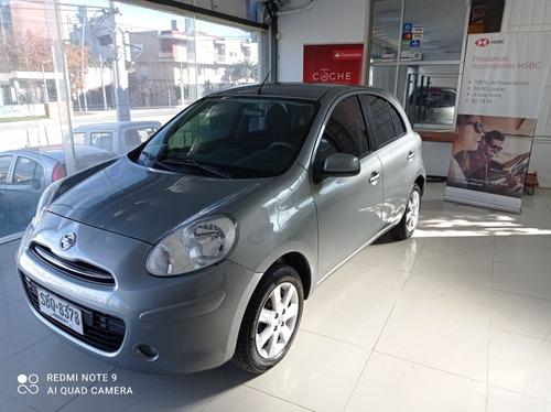 Nissan March Extra Full Hasta 100% Financiado