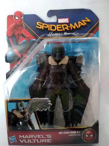 Buitre Vulture Spiderman Homecoming Hasbro