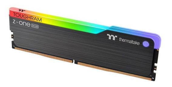 Memoria Ram Ddr4 Thermaltake 16gb 3200mhz Toughram Rgb 2*8gb