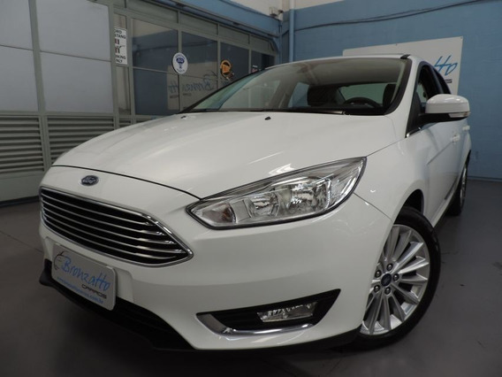 Ford Focus Sedan Titanium 2.0
