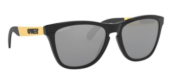 Óculos De Sol Oakley Frogskins Mix Original Com Nf