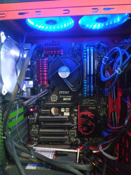 Kit Processador I5 4440+placa Mãe Gaming+memórias 16gb