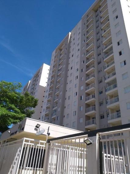 Ótimo Apartamento Residencial À Venda, Vila Industrial, Campinas. - Ap0096