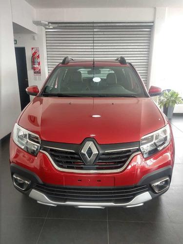 Renault Sandero Stepway 1.6 Intense Cvt Entrega Inmediata Sr