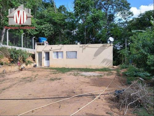 Linda Chácara, Simples, Com 1 Dormitório, Ótima Localização, À Venda, 2100 M² Por R$ 430.000 - Zona Rural - Pinhalzinho/sp - Ch0797