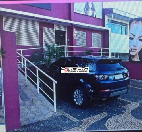 Imagem 1 de 14 de Casa Para Alugar, 300 M² Por R$ 4.700,00/mês - Jardim Guanabara - Campinas/sp - Ca0459