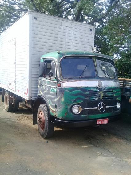 Mercedes-benz Lp 321 Cara Chata