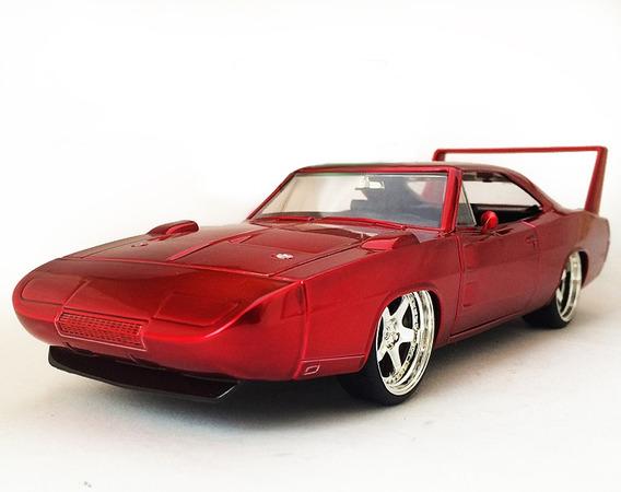 Jada Dodge Charger Daytona 1969 Velozes & Furiosos 1/24