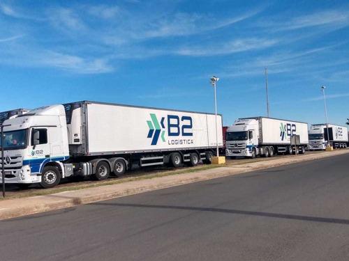 Imagem 1 de 4 de B2 Logistica - Agrega Cavalo E Conjuntos
