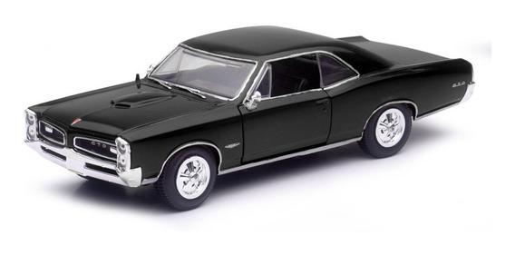 Pontiac Gto 1966 Escala 1:32 New Ray Muscle Car