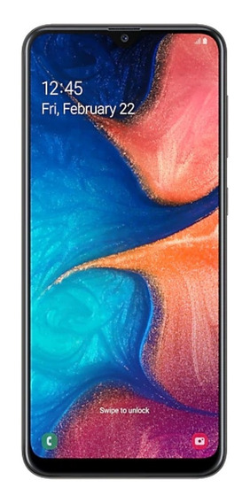 Celular Libre Samsung Galaxy A20 32/3gb