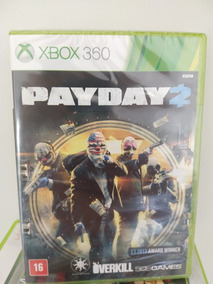 Jogo Xbox 360 Original Novo
