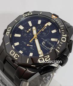 Reloj Pagani Design 44mm Aquaracer Pavonado Cronos Nuevo