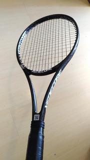 Raquete Donnay Pro One Penta 97 (16x19) Black Edition