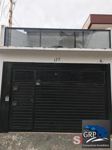 Sobrado Para Venda Em São Bernardo Do Campo, Santa Terezinha, 3 Dormitórios, 1 Suíte, 2 Banheiros, 2 Vagas - 7165_1-1747722