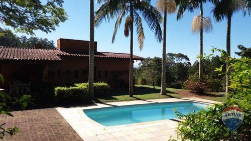Imagem 1 de 17 de Chácara Dos Sonhos Em Morungaba, Sp - Ch0099