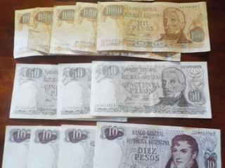 Oportunidad Lote 69 Billetes Antiguos Extranjeros !