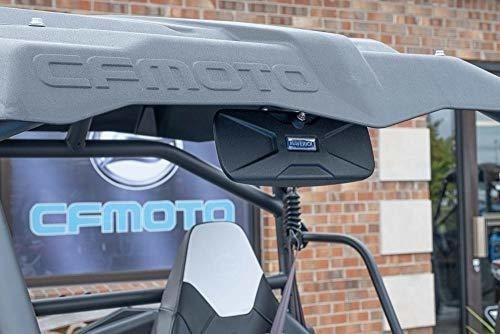 Imagen 1 de 7 de Espejo Retrovisor De Lujo Para Cf Moto Serie Zforce Y Uforce